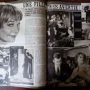 Shirley MacLaine - Cine Tele Revue Magazine Pictorial [France] (4 September 1959) - 454 x 341