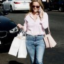 Reese Witherspoon – Shopping on Melrose Place in Los Angeles