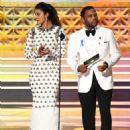 Priyanka Chopra : 69th Annual Primetime Emmy Awards - 454 x 599