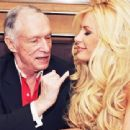 Izabella St. James and Hugh Hefner - 454 x 340