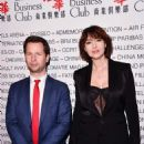 Monica Bellucci – Pictured at Chinese Business Club Dinner in Paris - 454 x 681