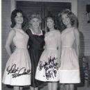 Pat Woodell, Sharon Tate, and Linda Kaye Henning