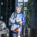 Ruby Rose – Leaving the gym in Los Angeles