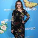Emily Deschanel – 'Gringo' Premiere in Los Angeles - 454 x 681