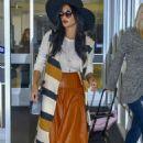 Nicole Scherzinger – Seen At Sydney Airport