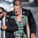 Kirsten Dunst – Visits Jimmy Kimmel Live! in Hollywood