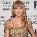 Taylor Swift attend the 2012 Ripple Of Hope Gala at The New York Marriott Marquis on December 3, 2012 in New York City