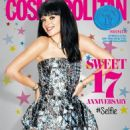 Lily Allen - Cosmopolitan Magazine Cover [Indonesia] (September 2014)