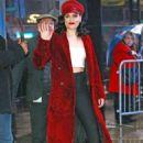 Jessie J – Outside of Good Morning America in New York - 454 x 683