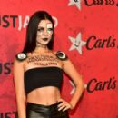 Victoria Justice – Just Jared's 7th Annual Halloween Party in LA