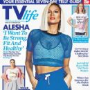 Alesha Dixon - TV Life Magazine Cover [United Kingdom] (9 October 2016)