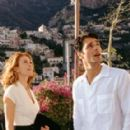 Diane Lane and Raoul Bova