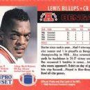 Lewis Billups