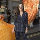 Amy Jackson – Henry Holland Catwalk Show in London - 454 x 717