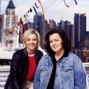 Kelli (left) and Rosie O'Donnell (right) in documentary film All Aboard! Rosie's Family Cruise - 2006 - 454 x 611