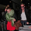Billie Piper - Arriving in Los Angeles LAX Airport March 4, 2011