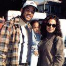 Sheree Smith and Will Smith
