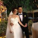 Zoren Legaspi and Carmina Villaroel