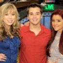 Ariana Grande and Nathan Kress - 454 x 255