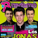 Joe Jonas, Nick Jonas, Kevin Jonas - Bravísimo Magazine Cover [Venezuela] (May 2012)