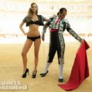 Julie Henderson - Sports Illustrated Magazine Pictorial [United States] (February 2013) - 454 x 349