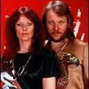 Benny Andersson and Anni-Frid Lyngstad - 150 x 180