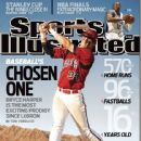 Bryce Harper - Sports Illustrated Magazine Cover [United States] (8 June 2009)