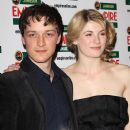 James McAvoy and Emma Neilson