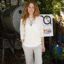 "Rachelle Lefevre - ""Yes To Carrots Garden Challenge"", 26 May 2010"