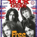 Rock Candy Magazine Cover [United Kingdom] (August 2019)