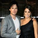 Ian Somerhalder, Nikki Reed Move in Together After Three Weeks of Dating
