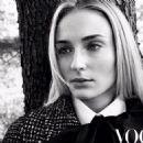 Sophie Turner - Vogue Magazine Pictorial [China] (July 2019)