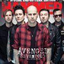 Avenged Sevenfold - Metal&Hammer Magazine Cover [United Kingdom] (January 2017)