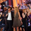 Faith Hill - Brooks & Dunn's The Last Rodeo Show At MGM Grand Garden Arena On April 19, 2010 In Las Vegas, Nevada