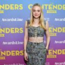 Dakota Fanning – 'The Alienist' Presentation in Los Angeles