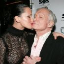 Dasha Astafieva and Hugh Hefner