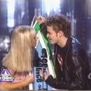 Britney Spears and Justin Timberlake - 320 x 240