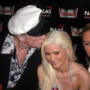 Hugh Hefner and Holly Madison