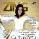 Sanaya Irani - Zing Magazine Pictorial [India] (January 2013) - 454 x 572