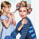 Niki Taylor - Allure Magazine Pictorial [Russia] (February 2015) - 454 x 590