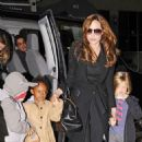 Angelina Jolie: In New York City