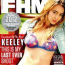 Keeley Hazell FHM UK January 2013