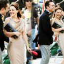 Ed Westwick and Leighton Meester - 454 x 327