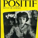 Edith Scob - Positif Magazine Cover [France] (April 1960)