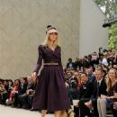 Burberry Spring Summer 2012 Womenswear Show - Front Row And Backstage. September 19th 2011