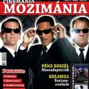 Will Smith, Tommy Lee Jones, Josh Brolin - Mozimania Magazine Cover [Hungary] (May 2012)