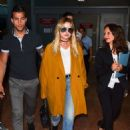 Ashley Benson Arrives at Nice Airport in Cannes May 20, 2017