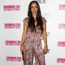 Oona Chaplin The Longest Ride Fan Screening In Nyc