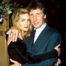 Roger Waters and Pricilla Phillips