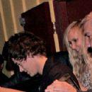 Harry Styles and Kimberly Stewart